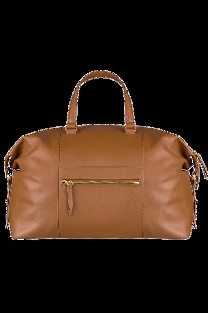 Plume Elegance Weekend Bag Cognac | 3
