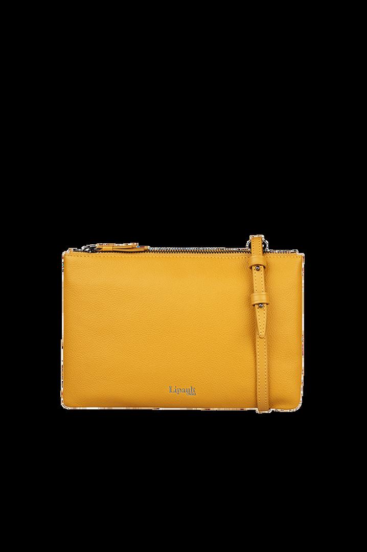 Plume Elegance Handväska Mustard | 1