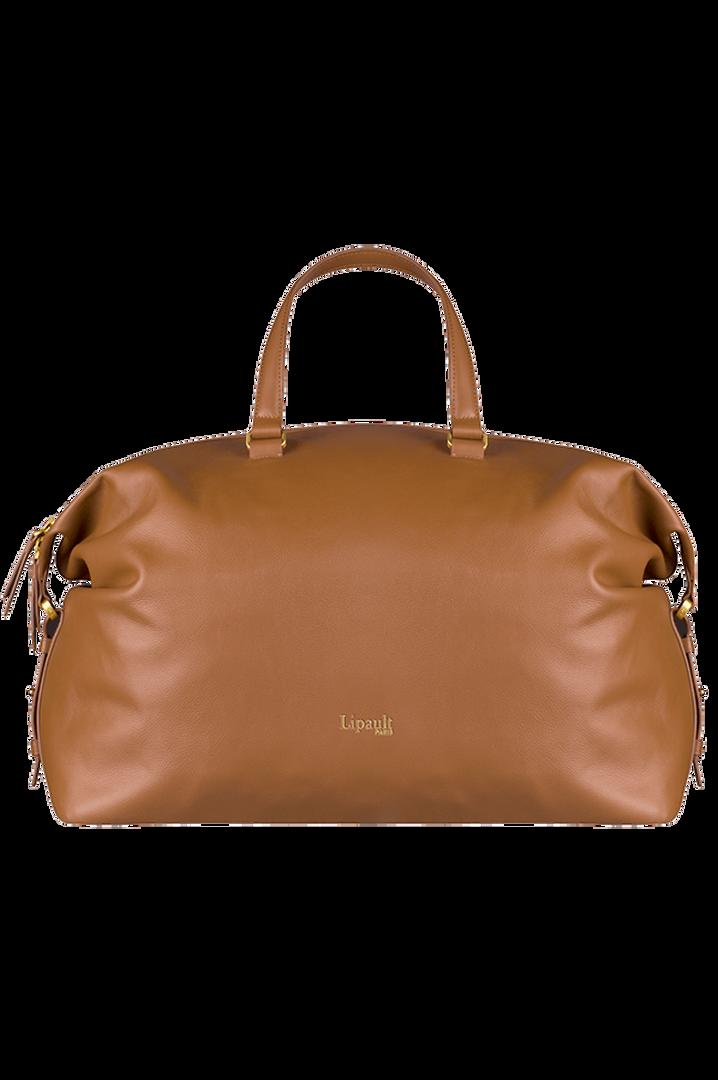 Plume Elegance Weekend Bag Cognac | 1