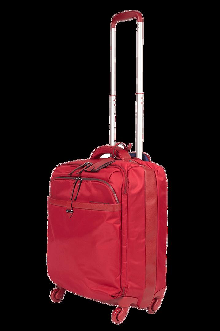 Plume Avenue Resväska med 4 hjul 55cm Garnet Red | 1