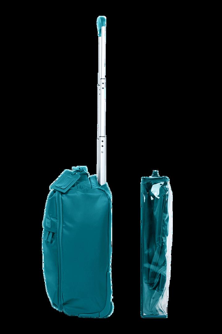 Pliable Resväska med 2 hjul 50cm Duck Blue | 3