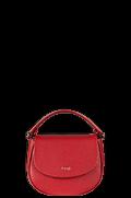 Plume Elegance Handväska Ruby