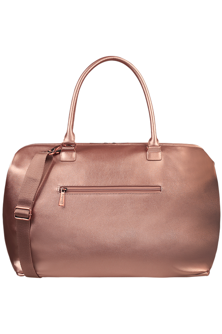 Miss Plume Weekend Bag M Pink Gold | 3