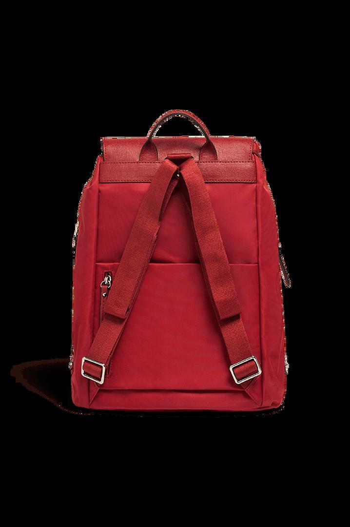 Plume Avenue Ryggsäck M Garnet Red | 3