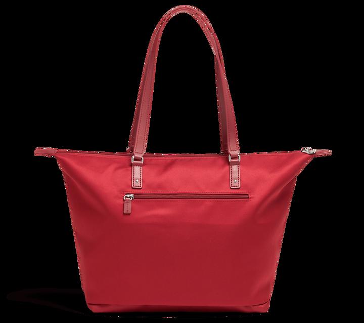 Izak Zenou Collab Shoppingväska M Pose/Garnet Red   2