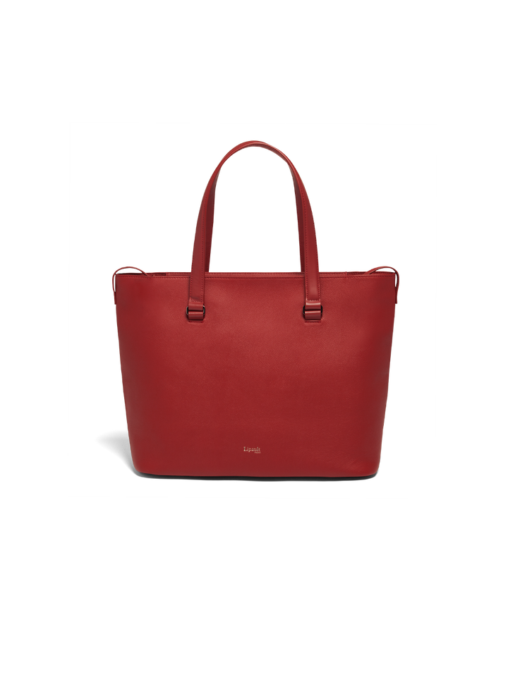 Plume Elegance Shoppingväska L Ruby | 1