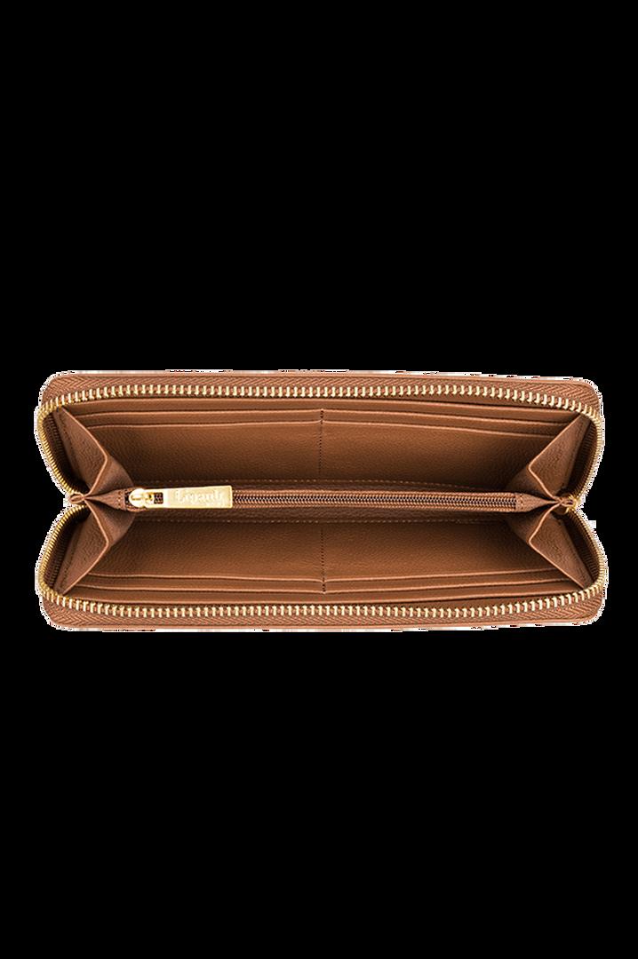 Plume Elegance Plånbok Cognac | 2