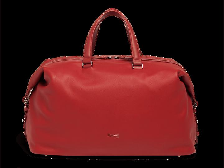 Plume Elegance Weekend Bag Ruby   1