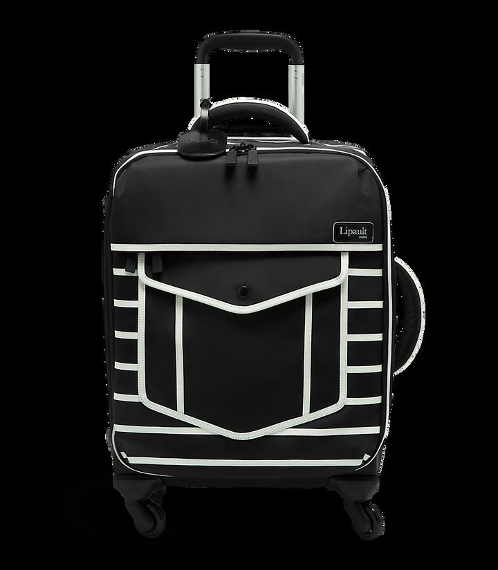 Nite Box Resväska med 4 hjul 55cm Black Suit | 1