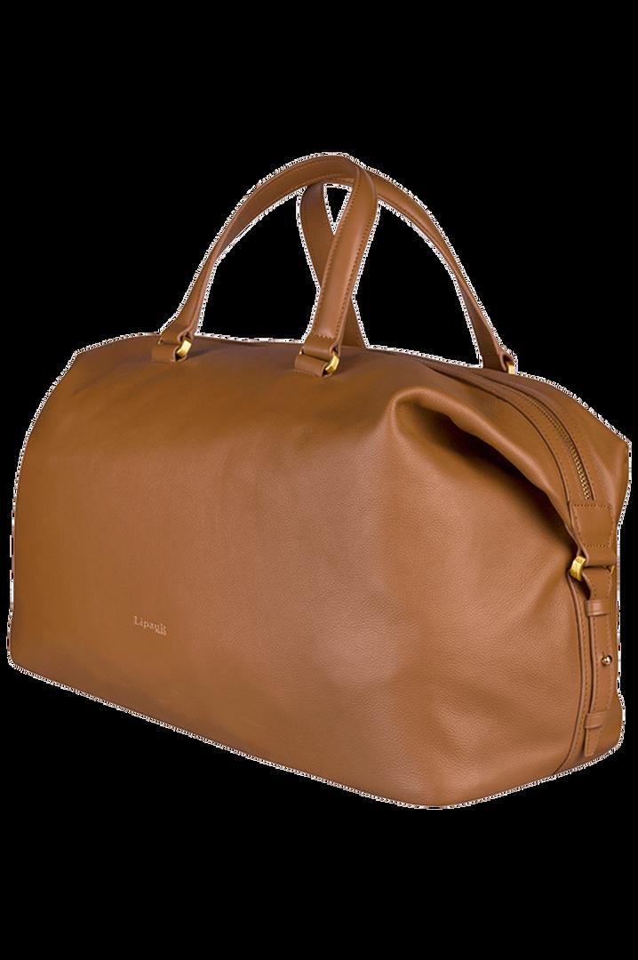 Plume Elegance Weekend Bag Cognac | 4