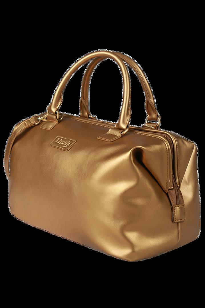 Miss Plume Bowling bag M Dark Gold   4