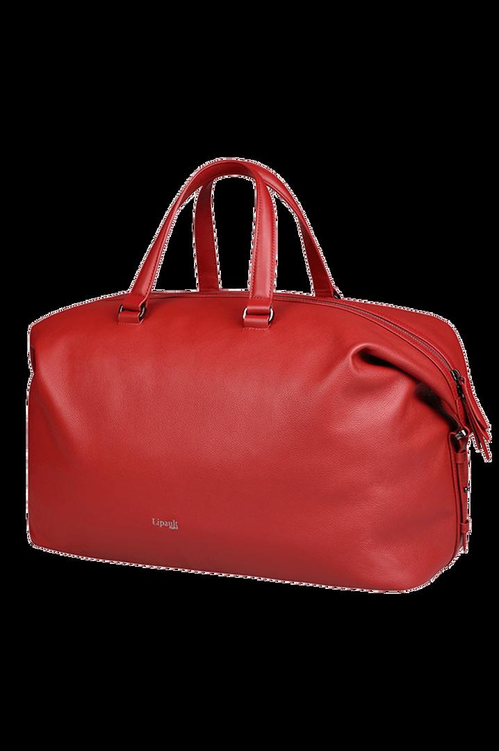 Plume Elegance Weekend Bag Ruby | 4