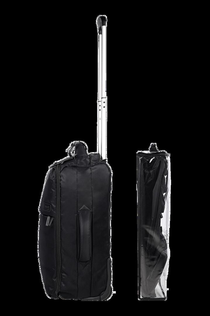 Pliable Resväska med 2 hjul 55cm Black   3