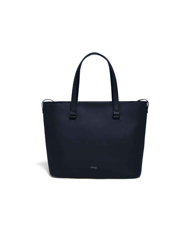 Plume Elegance Shoppingväska L Navy | 1