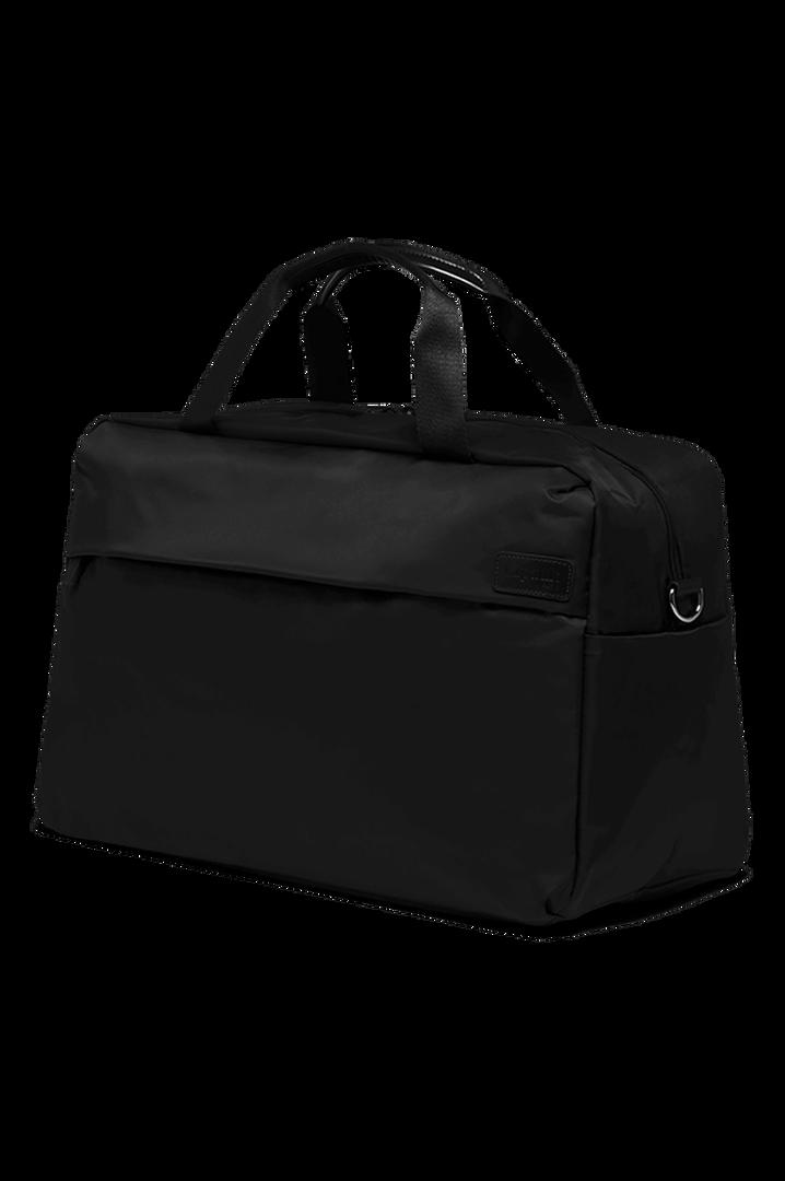 City Plume Weekend Bag Black   2