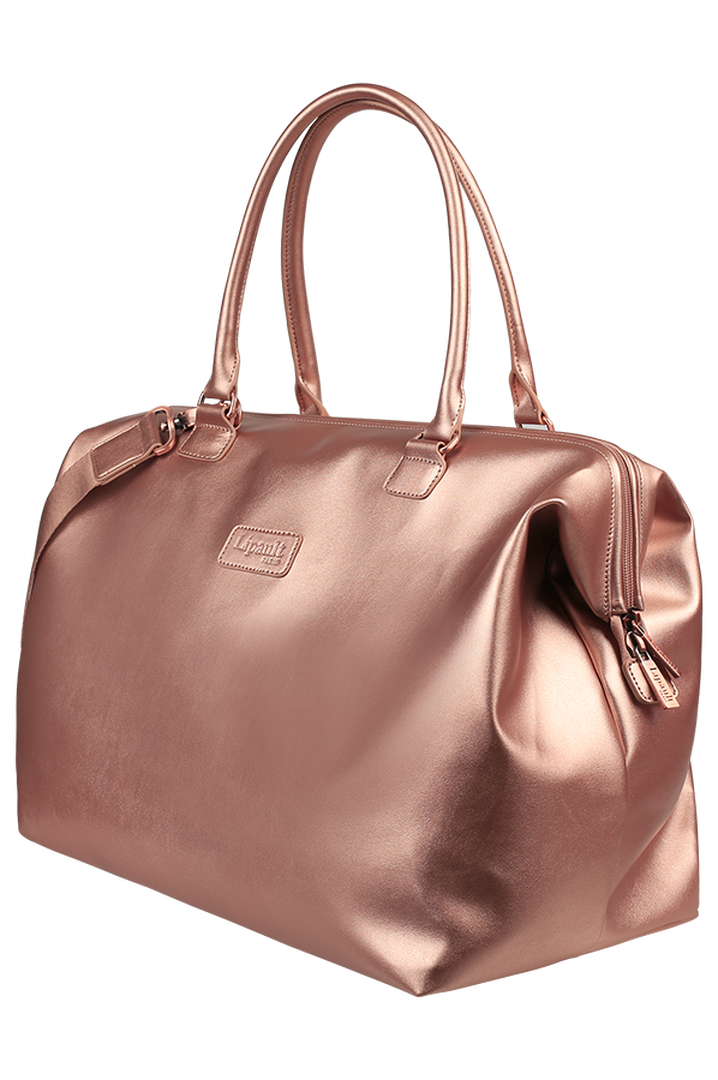 Miss Plume Weekend Bag M Pink Gold | 4