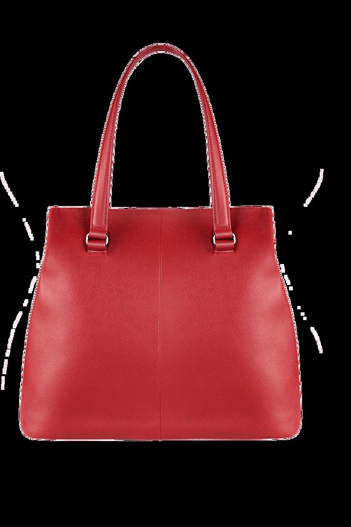 Plume Elegance Shoppingväska L Ruby | 2