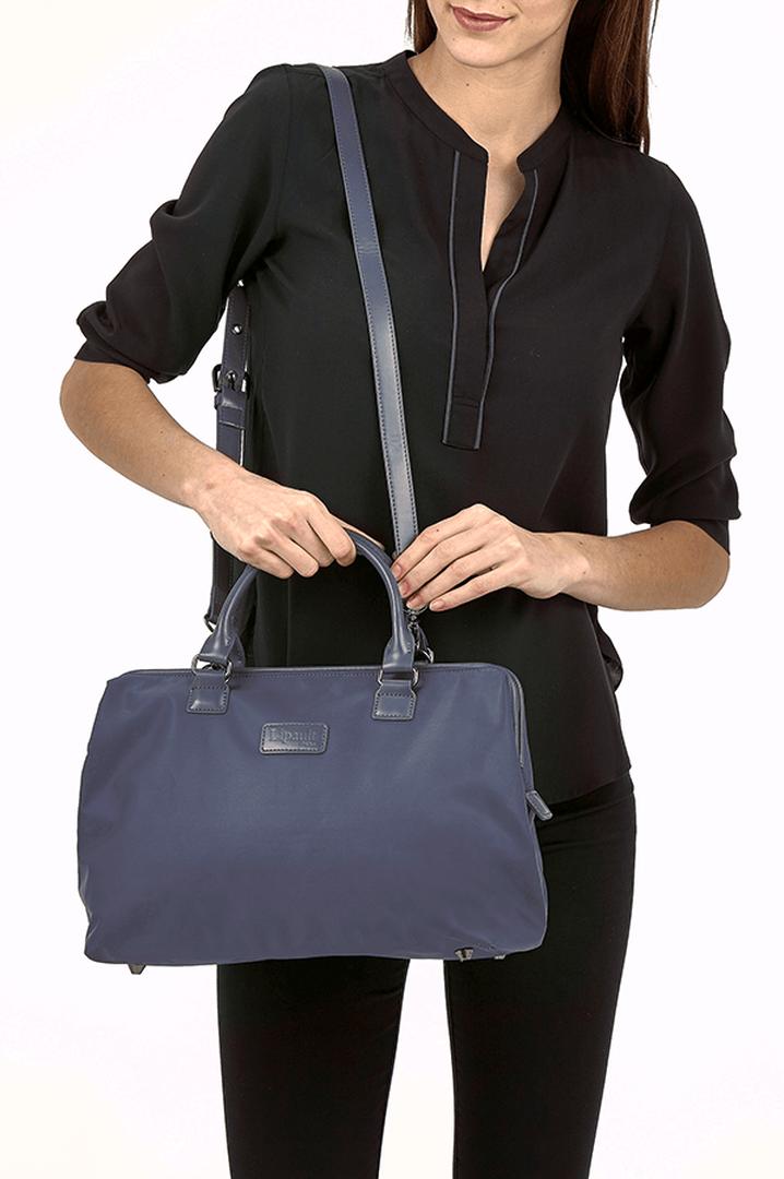 Lady Plume Bowling bag M Navy   4
