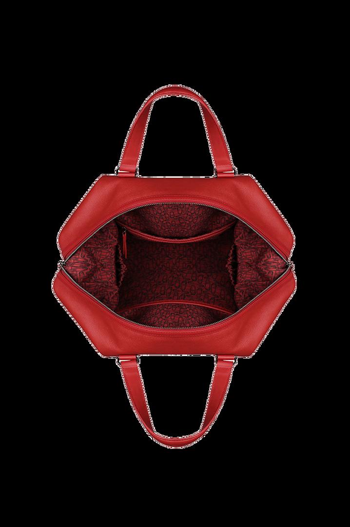 Plume Elegance Weekend Bag Ruby | 2