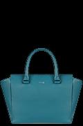 Plume Elegance Satchelväska Duck Blue