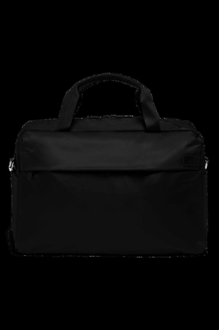 City Plume Weekend Bag Black   1