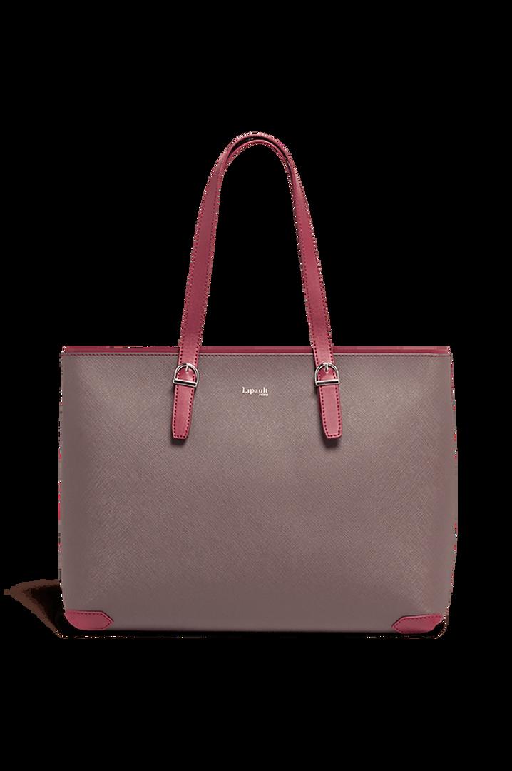 Variation Shoppingväska Grey/Raspberry | 1