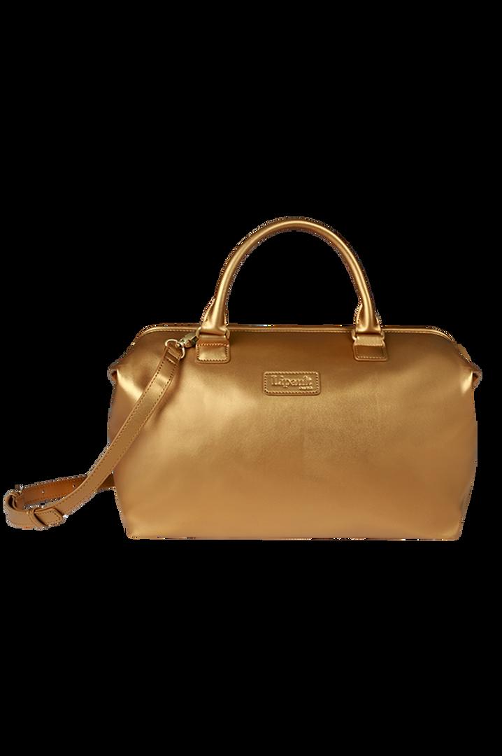 Miss Plume Bowling bag M Dark Gold   1