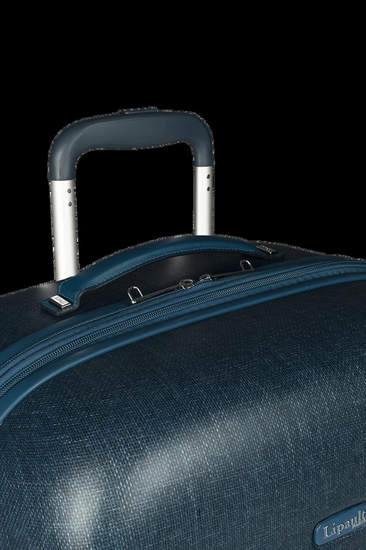 Chic And Plume Expanderbar resväska med 4 hjul Duck Blue   2