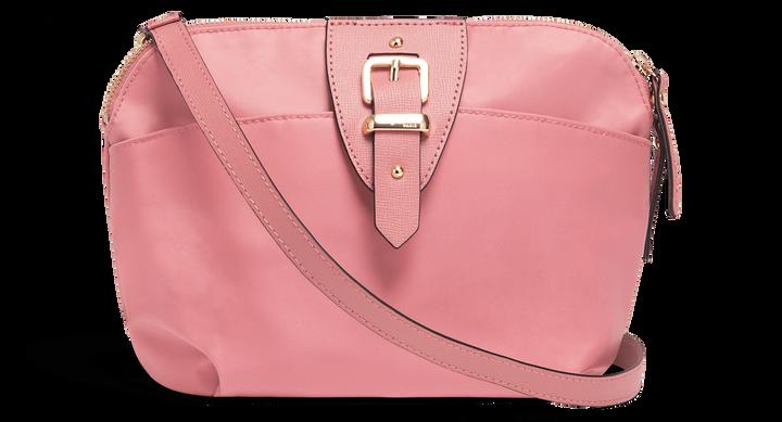 Plume Avenue Axelremsväska  Azalea Pink | 1
