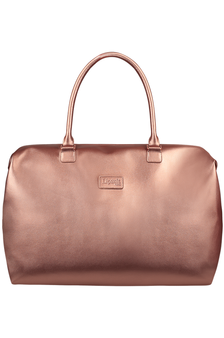 Miss Plume Weekend Bag M Pink Gold | 1