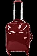 Plume Vinyle Resväska med 4 hjul 55cm Ruby