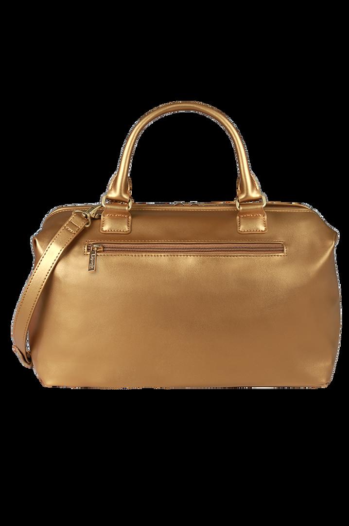 Miss Plume Bowling bag M Dark Gold   3