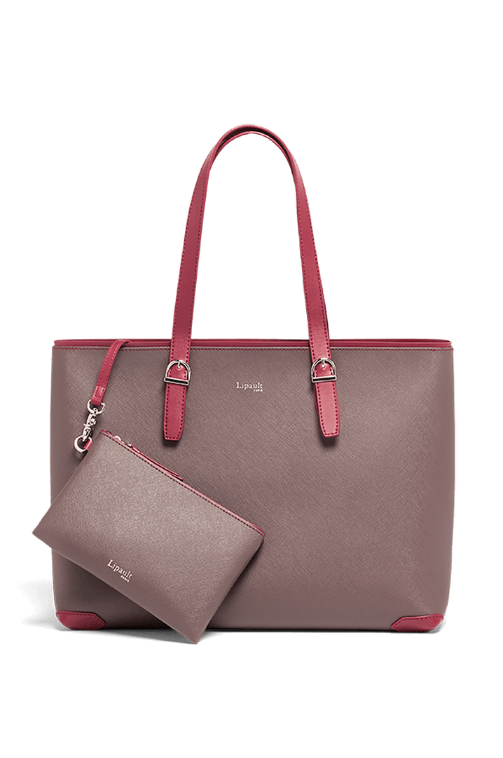 Variation Shoppingväska Grey/Raspberry | 4