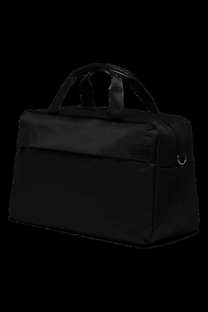 City Plume Weekend Bag Black   5