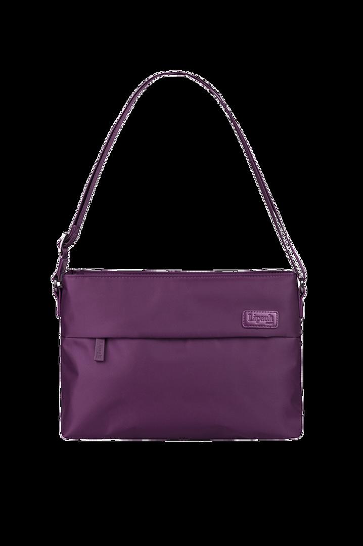 City Plume Axelremsväska Purple | 1