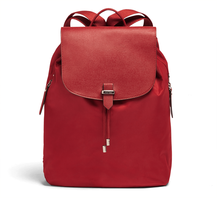 Plume Avenue Ryggsäck M Garnet Red | 1